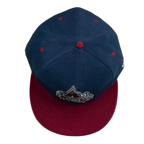Vincent Gordon Cannarado Blue Fitted Hat