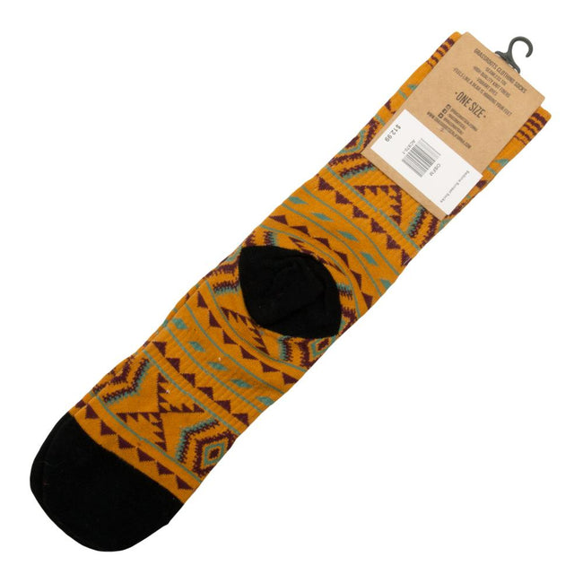 Sedona Sunset Socks