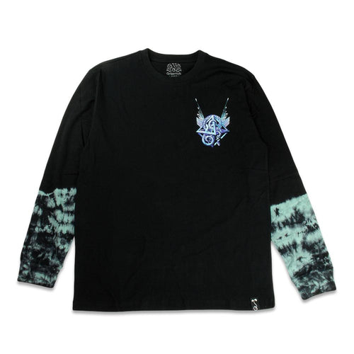 Harpoon Tie Dye Long Sleeve T Shirt