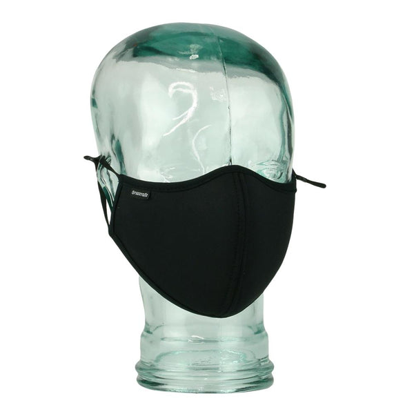 Touch of Class Black Active Facemask