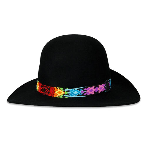 SPDS V2 Black Rainbow Aspen Hat