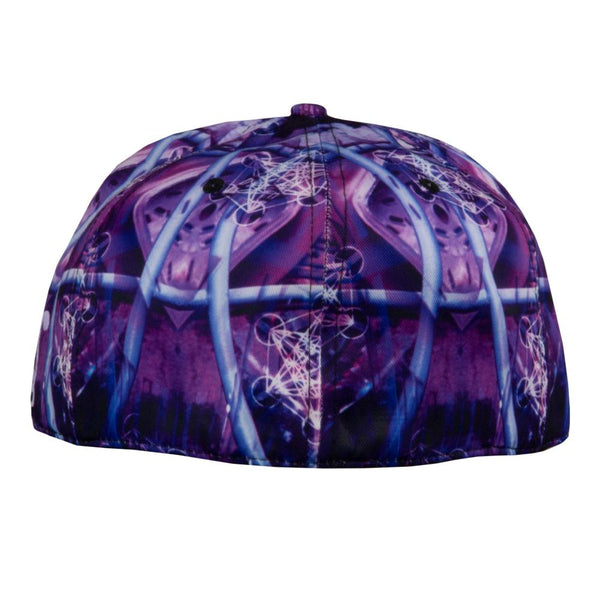 Light Wizard Metatron Fitted Hat
