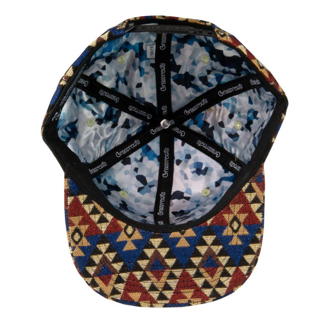 Removable Bear Tucson Snapback Hat