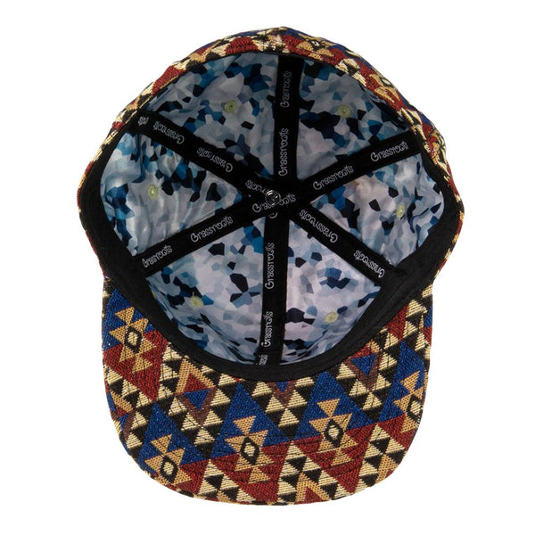 Removable Bear Tucson Fitted Hat