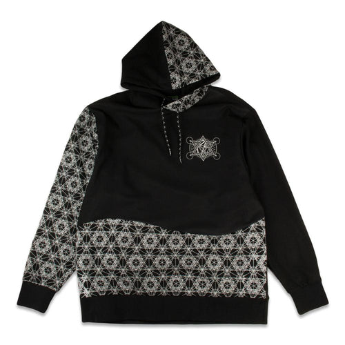 *Pre-Sale* 12th Anniversary Metatron Black Pullover Hoodie