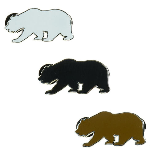 OG Bears Pin Combo Pack - Grassroots California - 1