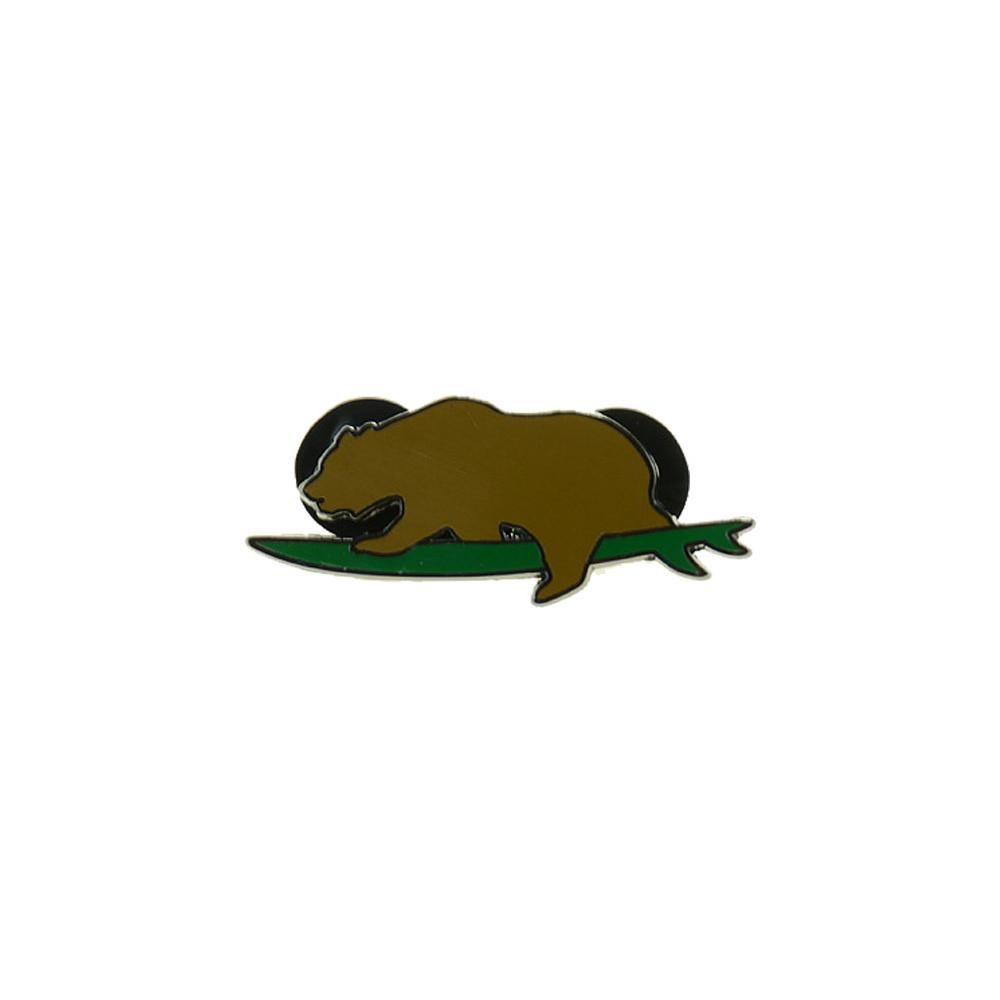 Surfing Bear Pin Combo Pack - Grassroots California - 3