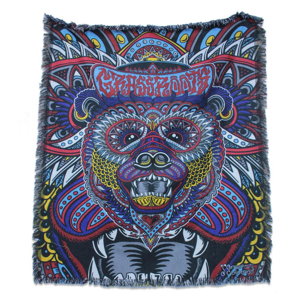 Chris Dyer Colorado Bear Blanket