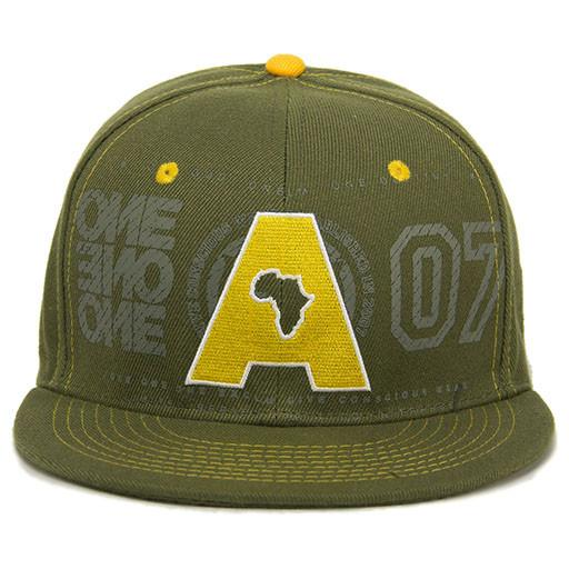 AFREECA Ambassador Olive (OneOneOne) Fitted - Grassroots California