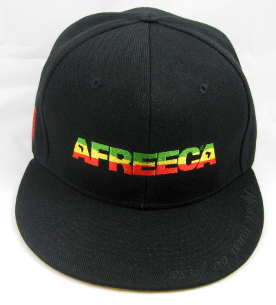 Afreeca (ONEONEONE) Black Fitted - Grassroots California