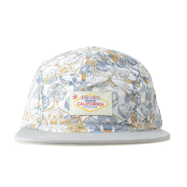 Enjoy California 5 panel Strapback - Grassroots California - 1
