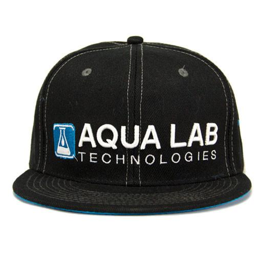 AquaLab V2 Black Fitted - Grassroots California