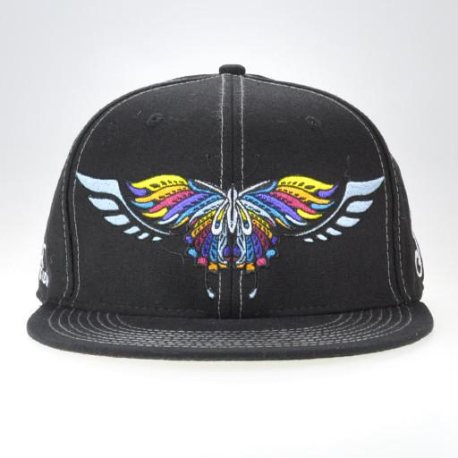 Art Outside 2014 Black Strapback