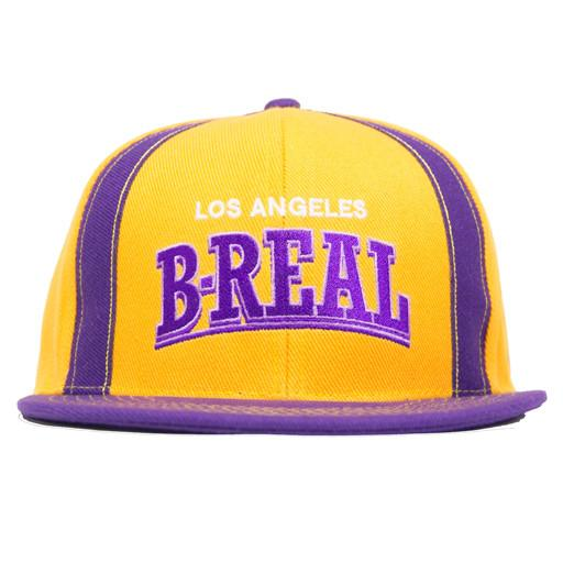 B Real Purple/Yellow