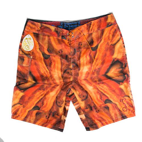 Bacon Boardshorts - Grassroots California