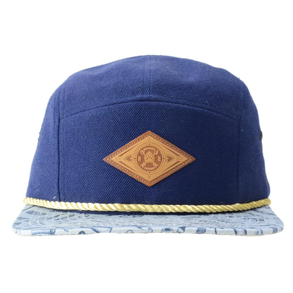 Bear Scout 5 Panel Clipback - Grassroots California - 1