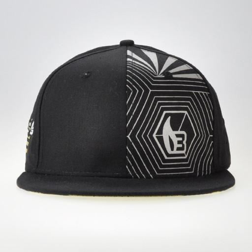 Bee Line V5 Fitted Black and Gray - Grassroots California