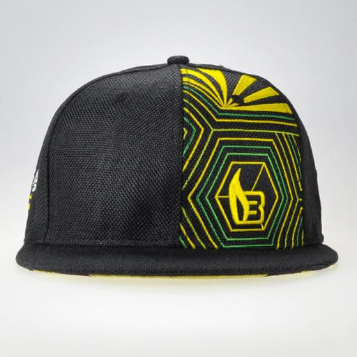 Bee Line V6 Black/Yellow Snapback - Grassroots California