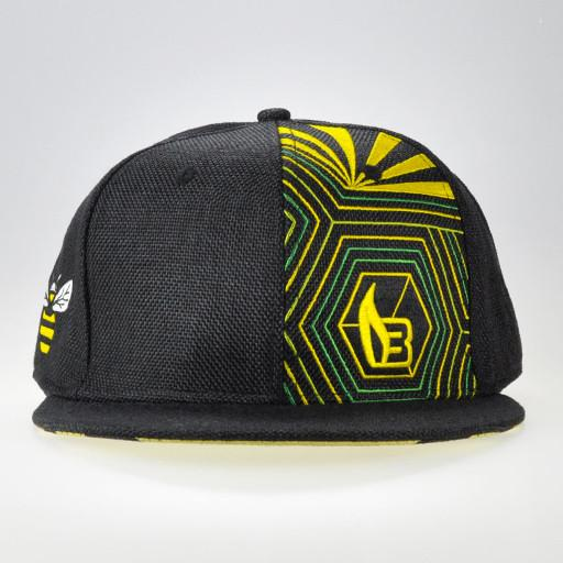 Bee Line V6 Black/Yellow Fitted - Grassroots California - 1