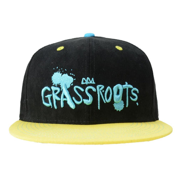Ben Tour Black Snapback - Grassroots California