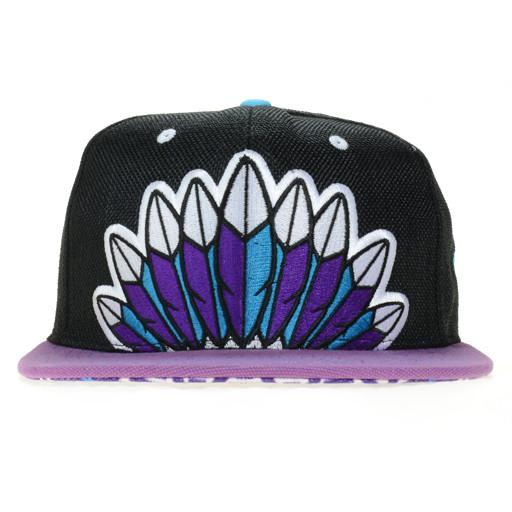 Billionaires Chief Purple Snapback - Grassroots California - 1