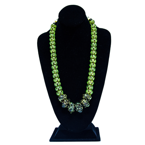 Blingin' Beads - All Green - Grassroots California