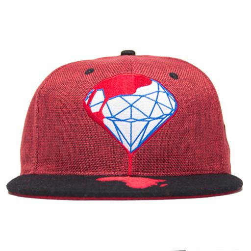 Blood Diamond Red Fitted - Grassroots California