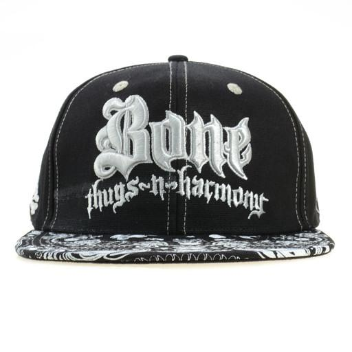 Bone Thugs N Harmony Paisley Fitted