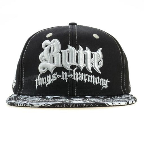 Bone Thugs N Harmony Paisley Fitted - Grassroots California