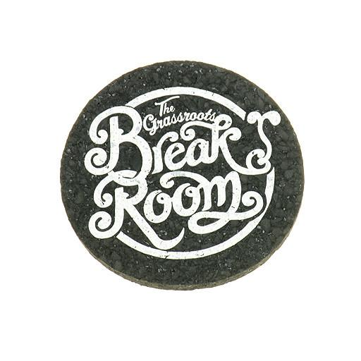 Break Room Coaster Mat - Grassroots California - 1