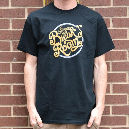 Break Room Shirt Black