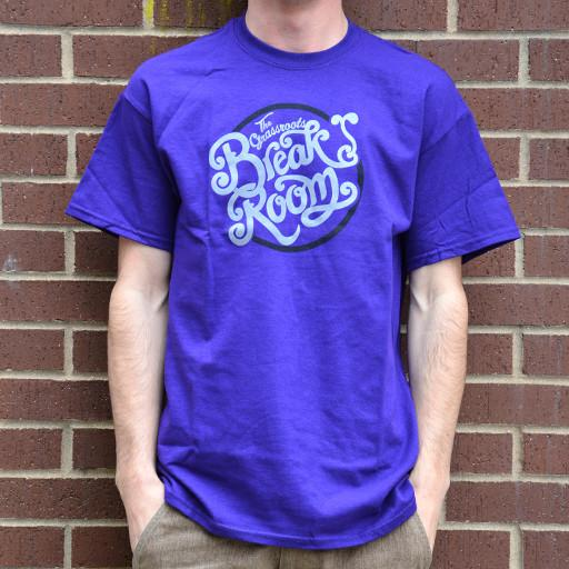 Break Room Shirt Purple