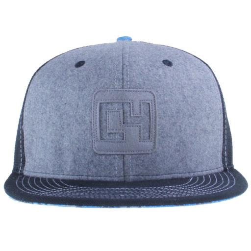 C4 Belts Gray Snapback