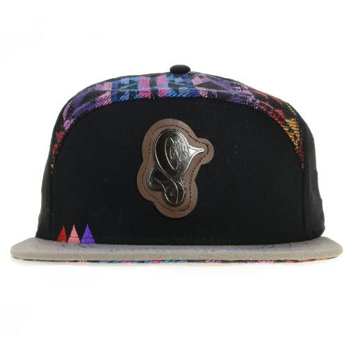 CALM Glass 6 Panel Strapback