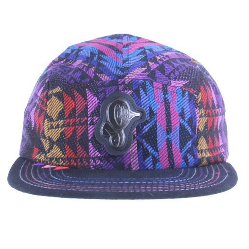 CALM Sunset 5 Panel Strapback