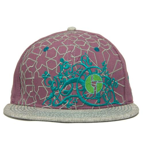 Camp Bisco 2013 Purple Fitted