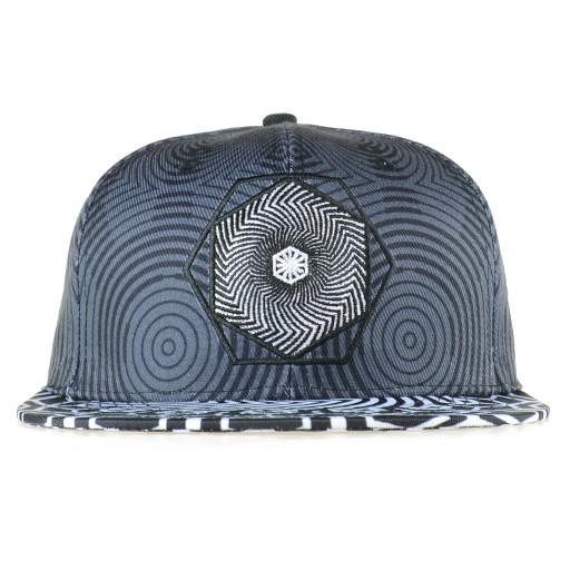 Cassady Bell Squiggle Snapback