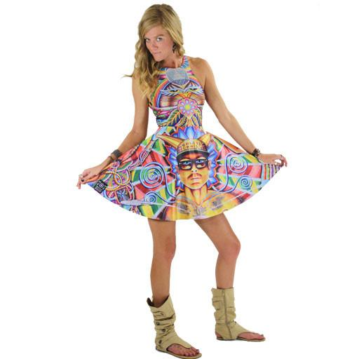 Chris Dyer Moment of Truth Dress