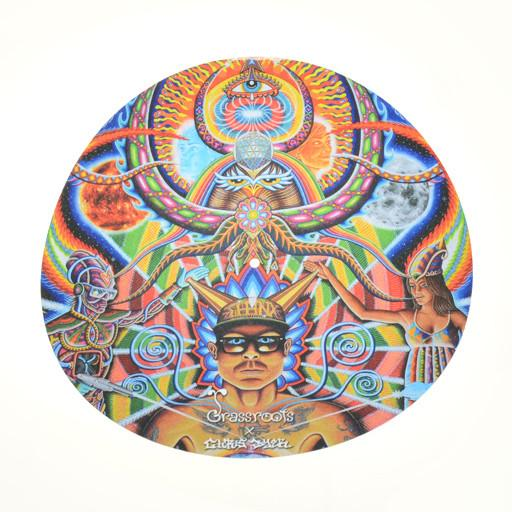 Chris Dyer Moment of Truth Vinyl Slip Mat