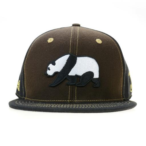 Classic Panda Brown Fitted