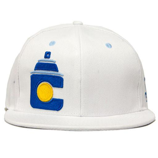 Colorado Crush Blue Fitted - Grassroots California