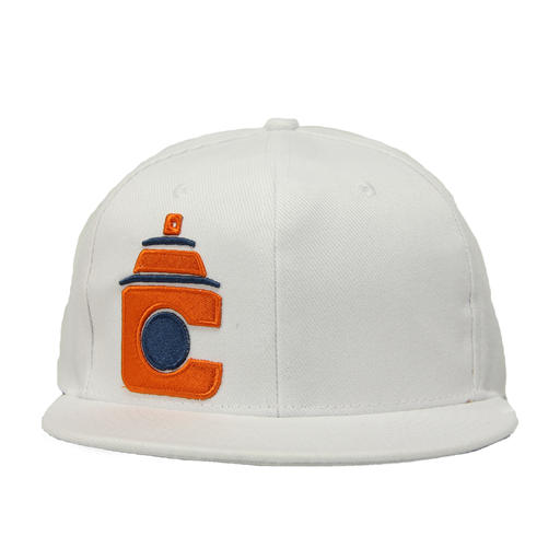 Colorado Crush Orange Fitted - Grassroots California