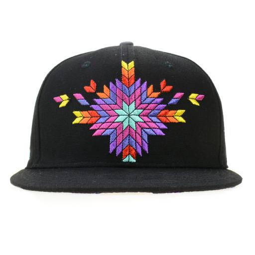 Conscious Alliance 2015 Sunburst Black Snapback