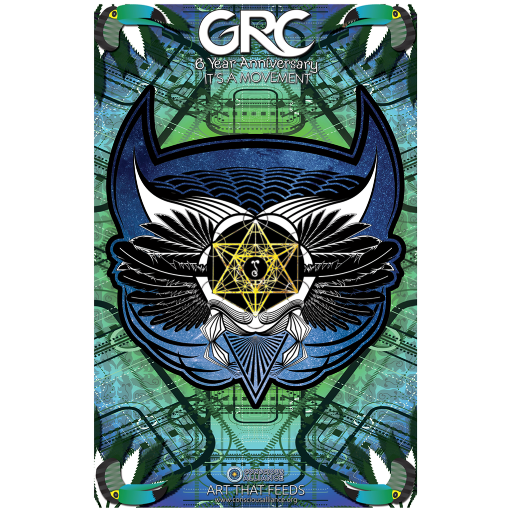 Conscious Alliance X GRC Poster