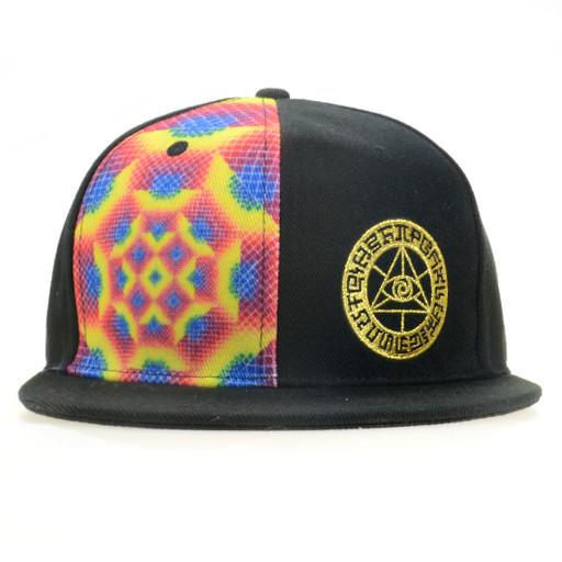 COSM Black Fitted