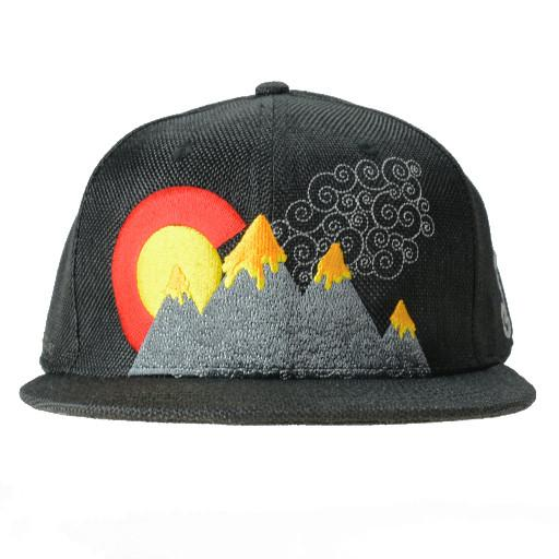 Dabroots 2016 Black Fitted