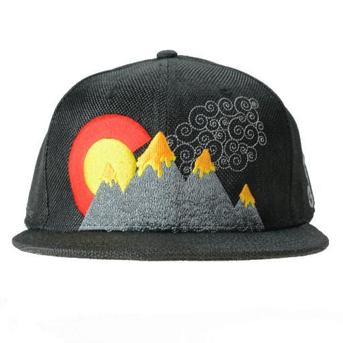 Dabroots 2016 Black Fitted - Grassroots California