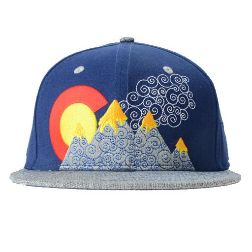 Dabroots 2016 Navy Snapback