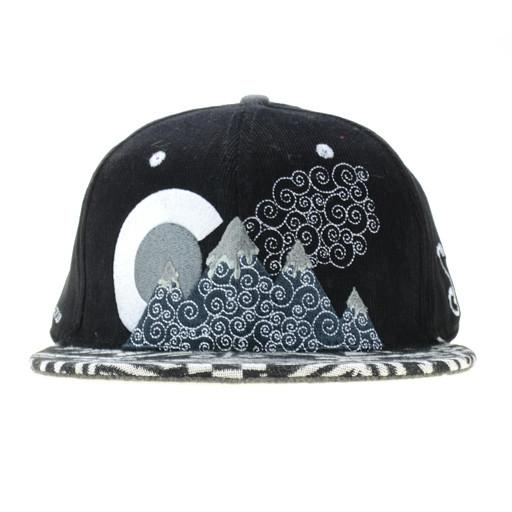 Dabroots Black 2015 Fitted