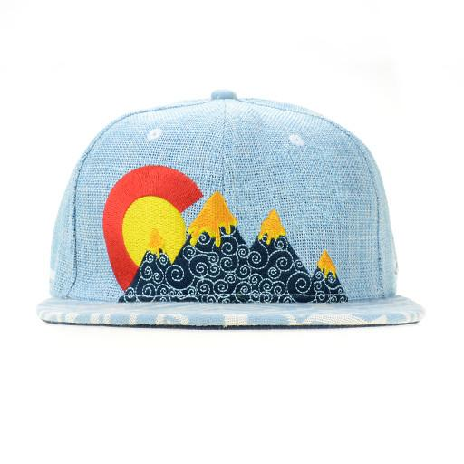 Dabroots Light Blue Fitted 2015